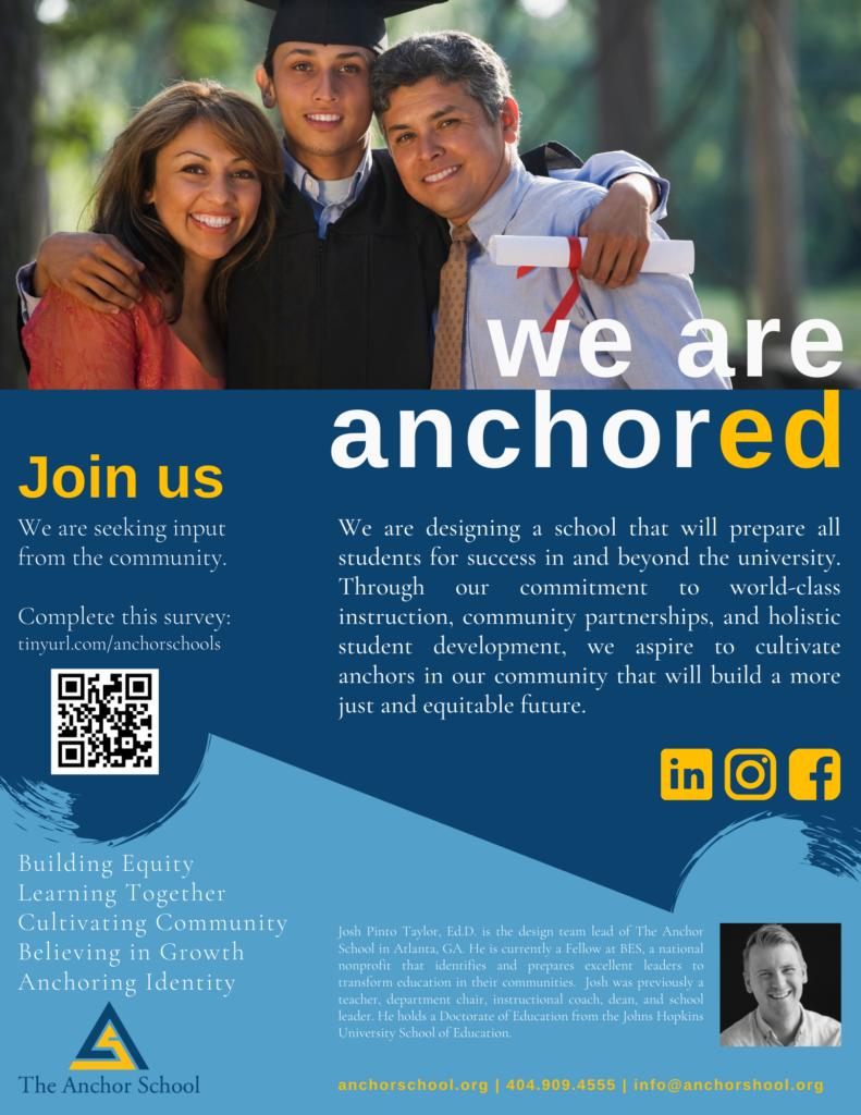 Anchor Schools - Community Engagement