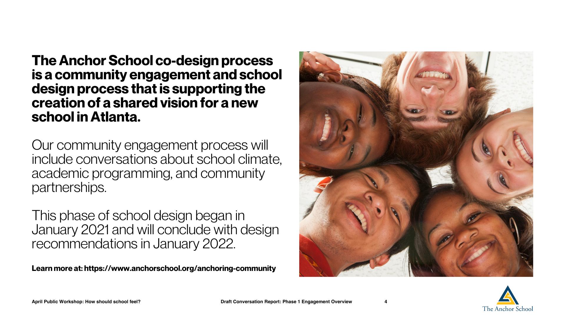 Public Workshop Series School Design The Anchor School (3)