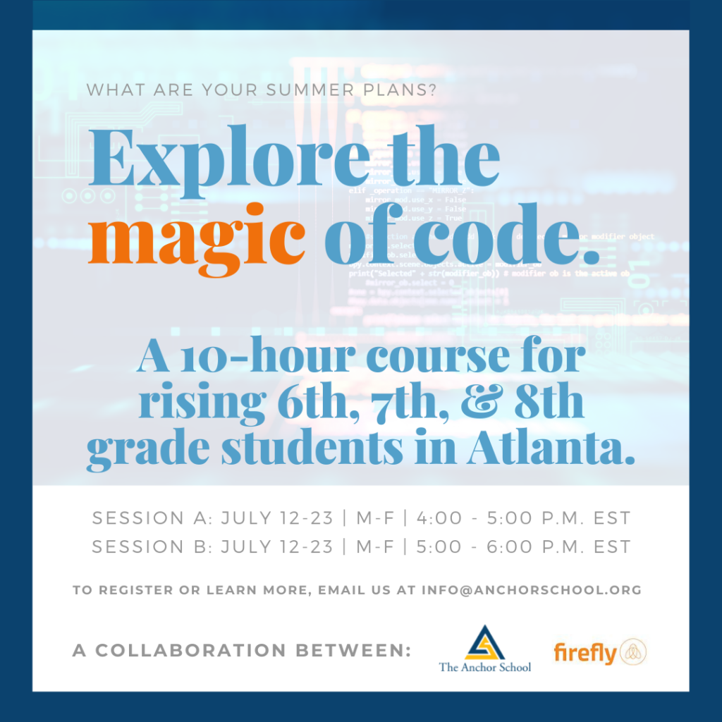 Summer Coding Course